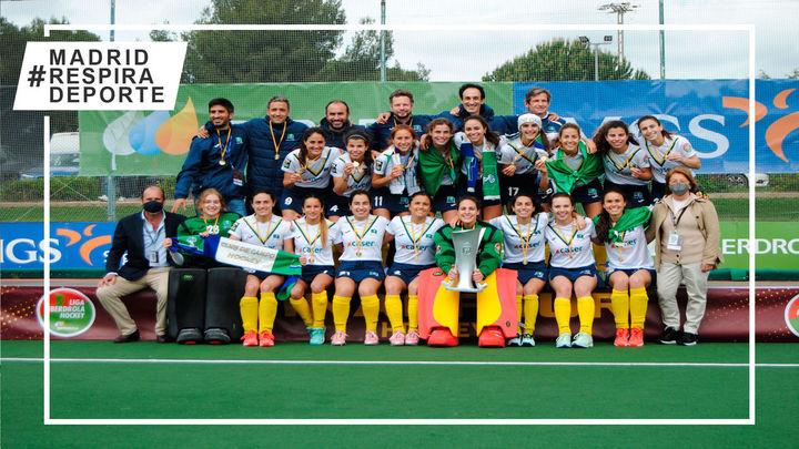 2-1 El Club de Campo gana su 22ª liga femenina