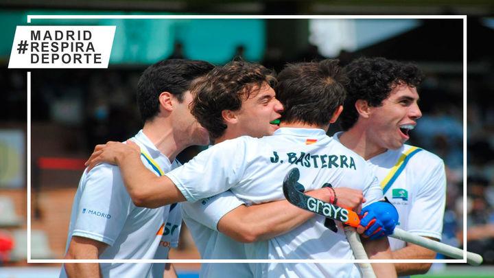 3-6. El Club de Campo gana su primera liga masculina de hockey hierba