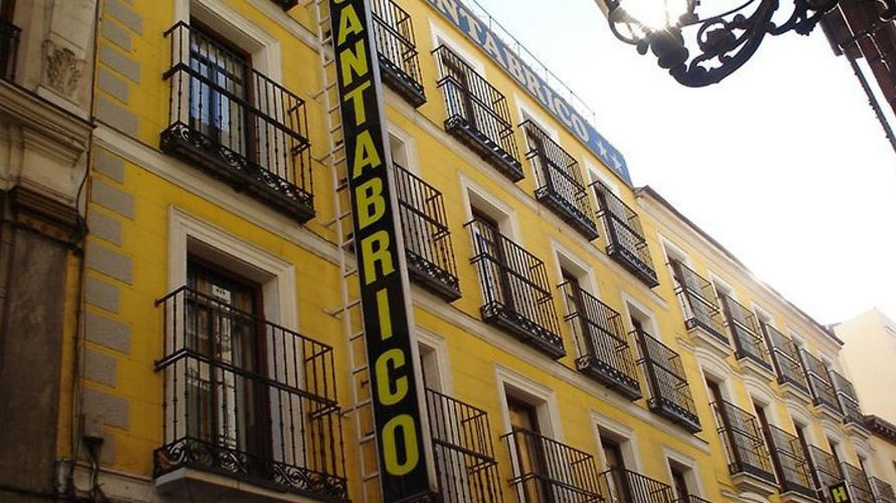 La Ingobernable okupa un edificio en el centro de Madrid