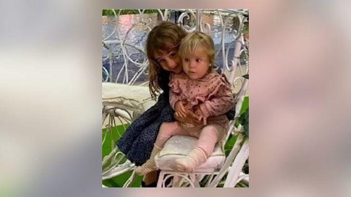 """Beatriz, madre de las niñas desaparecidas: """"Manden mucha luz y amor a las niñas. Estoy segura que están bien"""""""