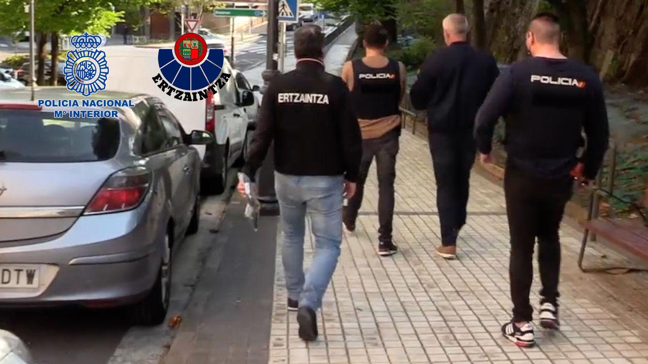 Se les imputan delitos cometidos en tres casinos de País Vasco, Galicia y Cataluña,