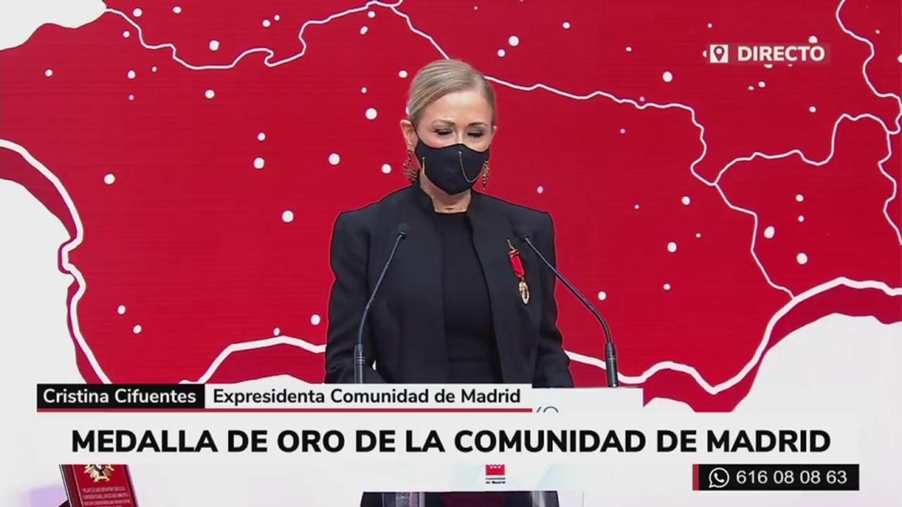Los niños madrileños, la Sansilvestre, el arte y los trabajadores contra la pandemia, protagonistas de las medallas del 2 de Mayo