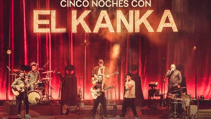 Cinco noches con El Kanka, en el Teatro Rialto de Madrid