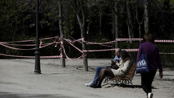 Alerta en Madrid por las tormentas en este último día de mayo