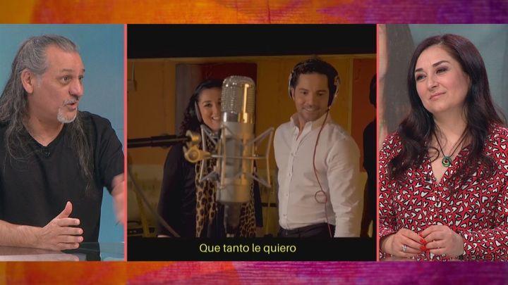 Camela visita 'Juntos' para presentar su nuevo single: 'En el bolsillo de mi corazón'