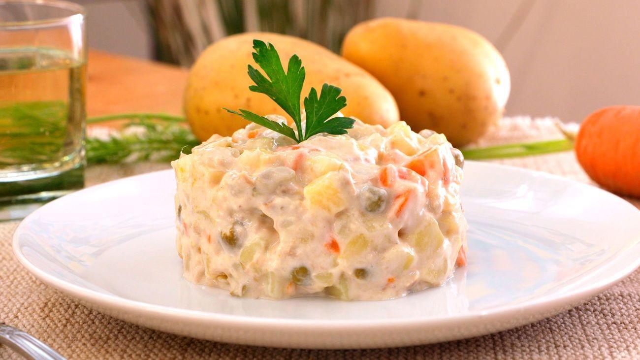 Madrid plato a plato: la ensaladilla rusa