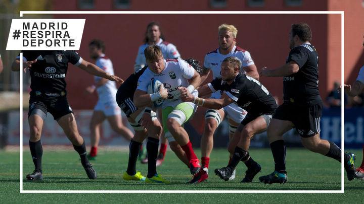 Alcobendas Rugby, clasificado para la final de la Copa del Rey