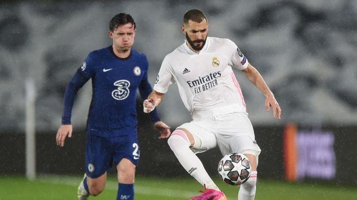 El Real Madrid, contra el Chelsea y la estadística