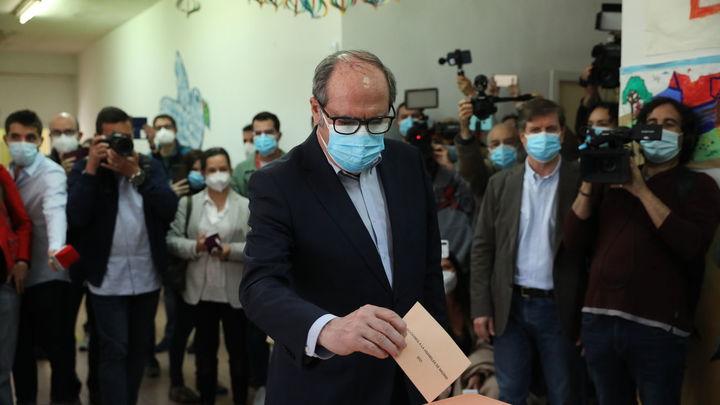 """Ángel Gabilondo hace un llamamiento a la participación: """"Cada voto es decisivo"""""""