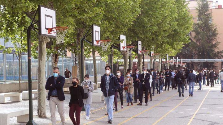 Especial Madrid Vota 4M (10:30-12:00) 04.05.2021
