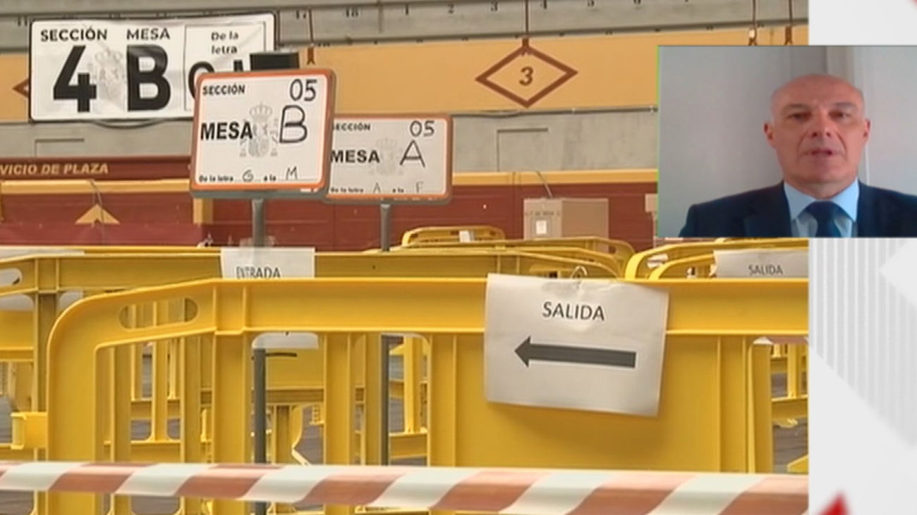 """Narciso Michavila: """"Se van a batir todos los récords de participación en estas elecciones"""""""