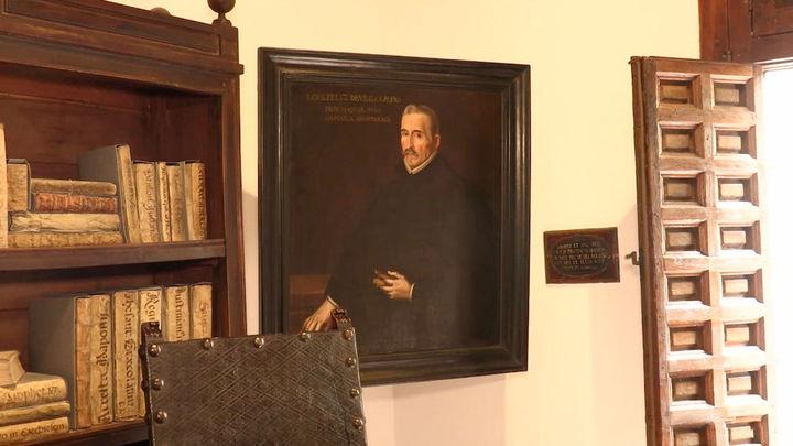 Esta es la casa en donde Lope de Vega escribió muchas de sus grandes obras