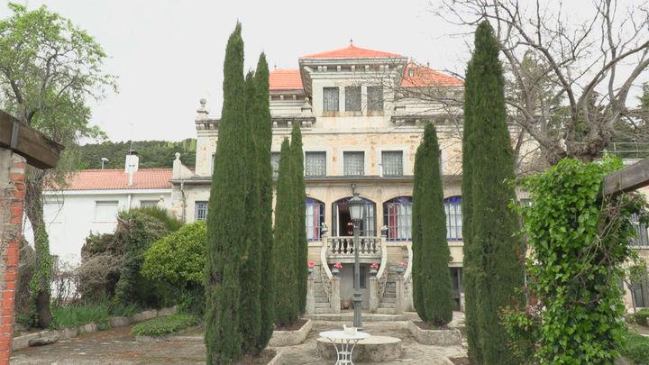 Villa Eugenia, el palacete de veraneo de Ramón y Cajal en Miraflores de la Sierra, a la venta