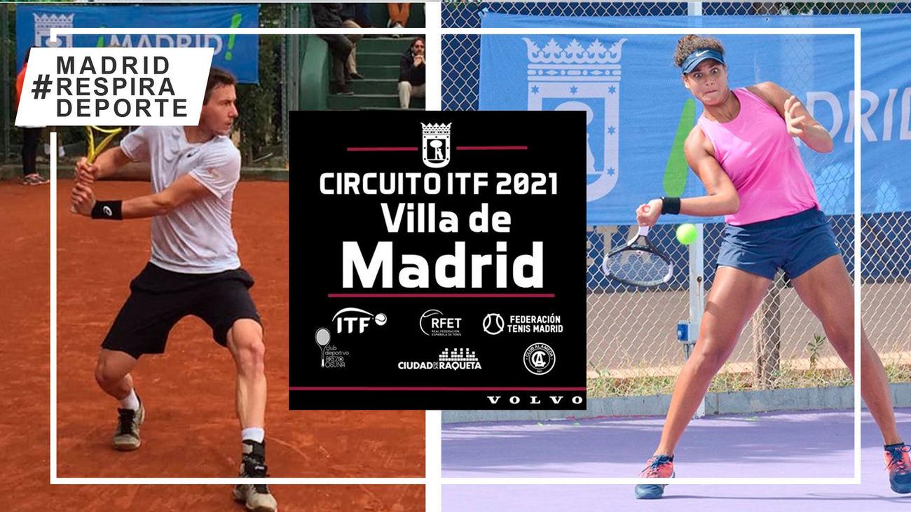 Circuito ITF Tenis Villa de Madrid