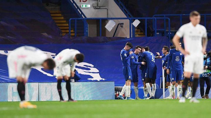 2-0. El Real Madrid dice adiós a la decimocuarta