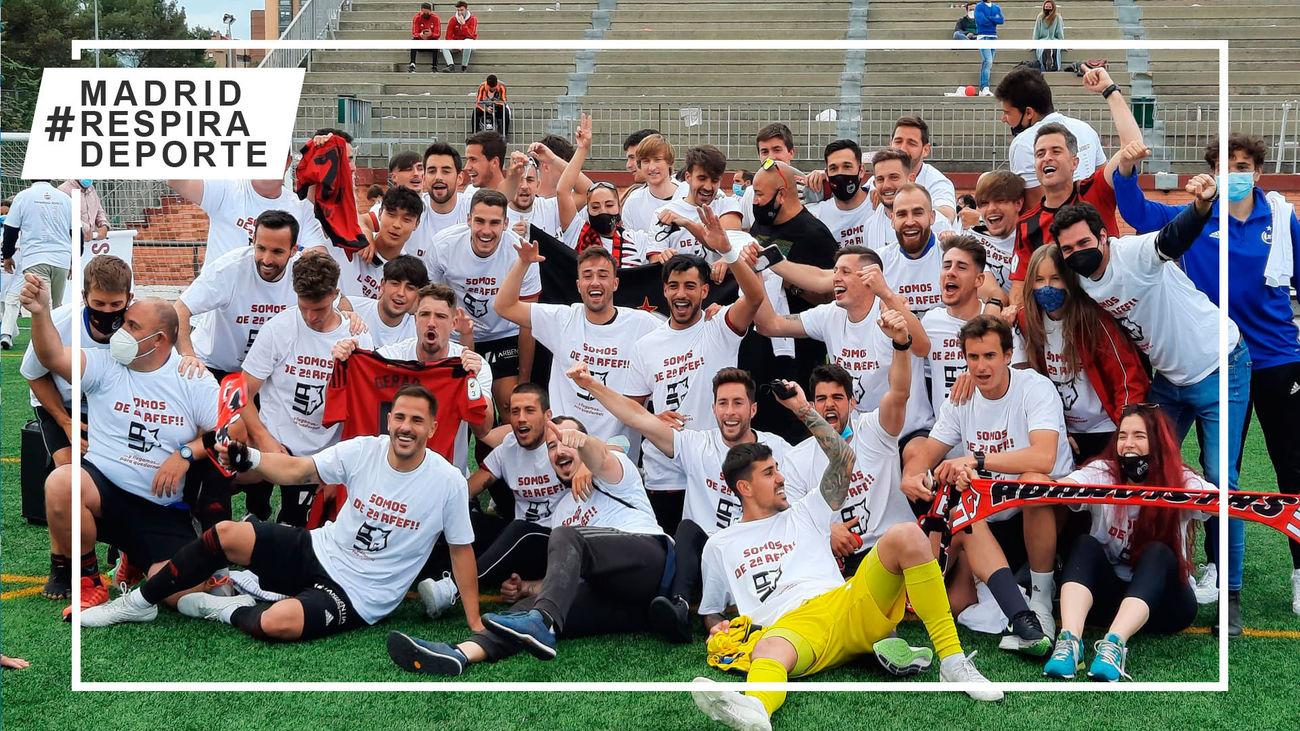 Unión Adarve asciende a Segunda División RFEF