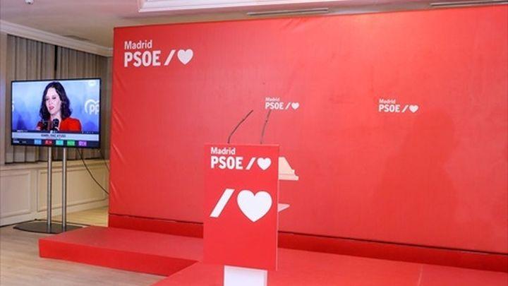 Izquierda socialista de Madrid pide la dimisión de la Ejecutiva del PSOE-M, incluido Gabilondo