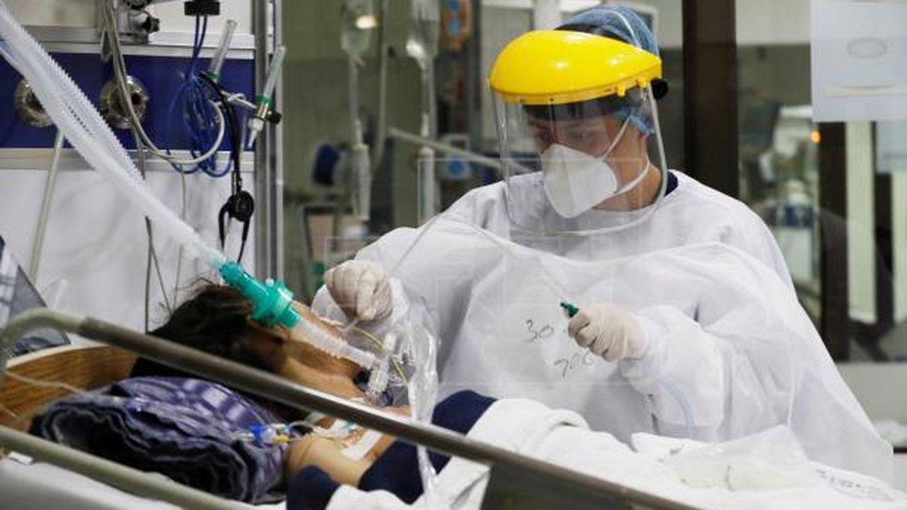 Descubren que la pérdida de olor en pacientes covid se debe a una inflamación