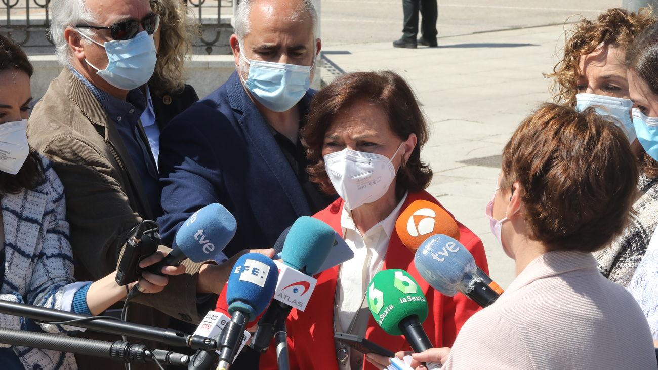 Moncloa marca distancia con los malos resultados del PSOE en Madrid
