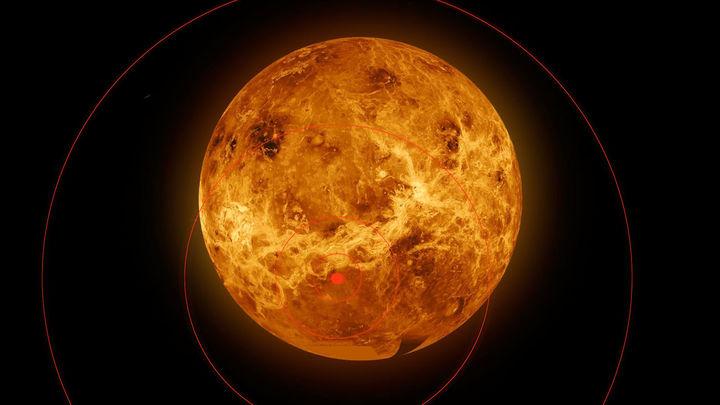 Inventan una radio capaz de funcionar durante años en el infierno de Venus