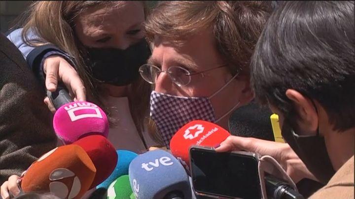 """Almeida: """"El reto será mantener los 'votos prestados' el 4M"""""""