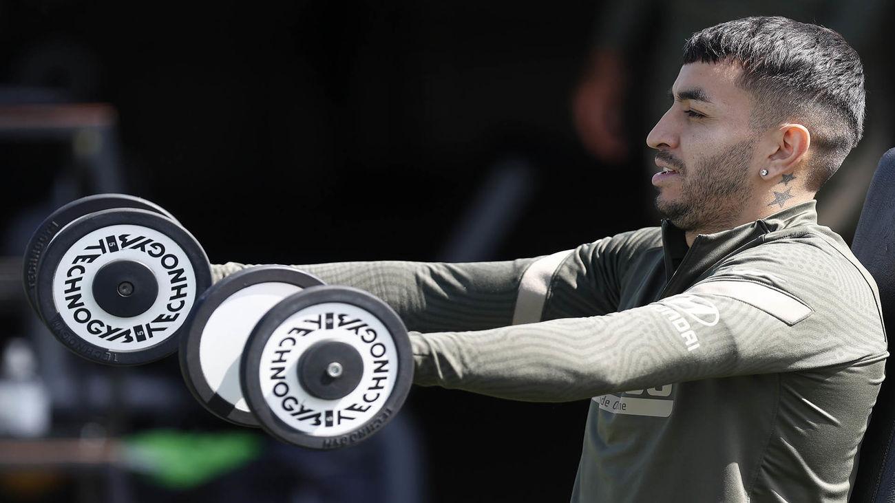 """Correa: """"Son cuatro finales, en Barcelona tenemos que conseguir tres puntos"""""""