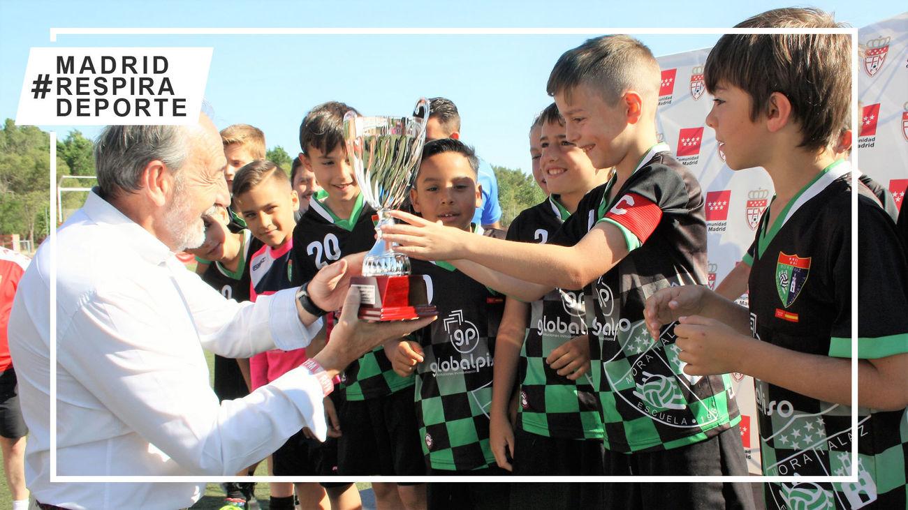 Vuelve el Torneo de Campeones de Fútbol 7 con disputa en sedes y eliminatorias directas