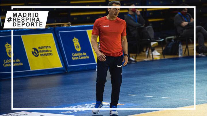 Guillermo Gallardo deja el Voleibol Alcobendas tras ganar la Copa de la Reina y el subcampeonato de liga
