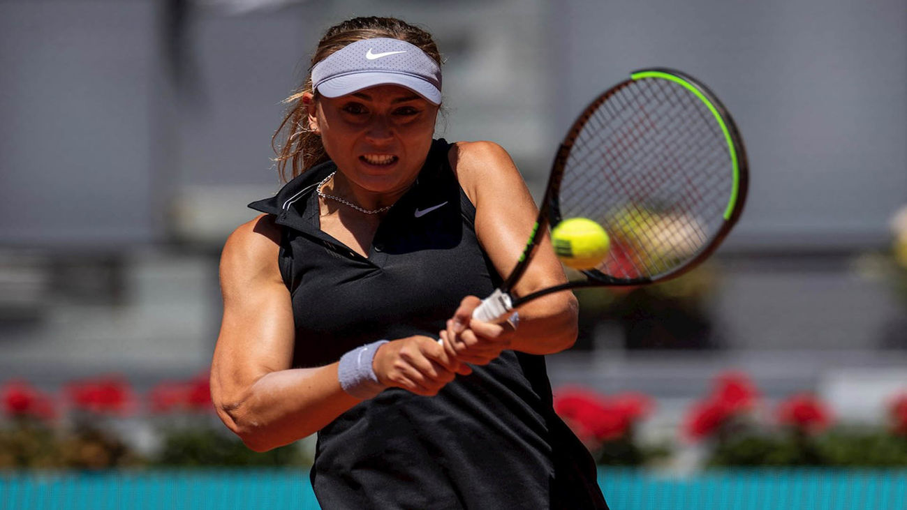 Se acabó el sueño de Paula Badosa en el Madrid Open