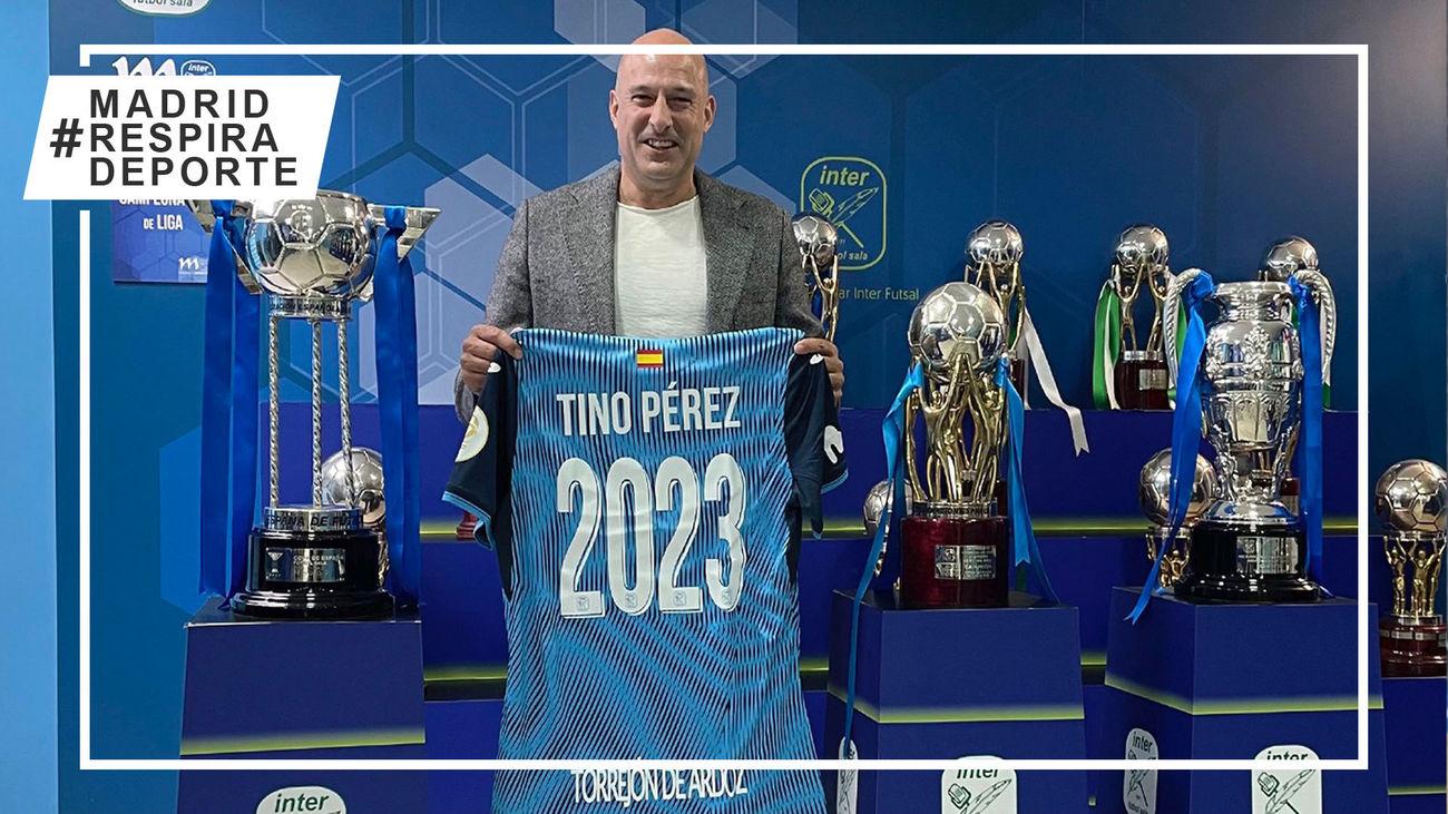 Tino Pérez