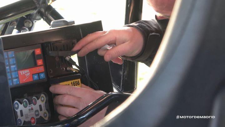GPS, seguridad en las carreras