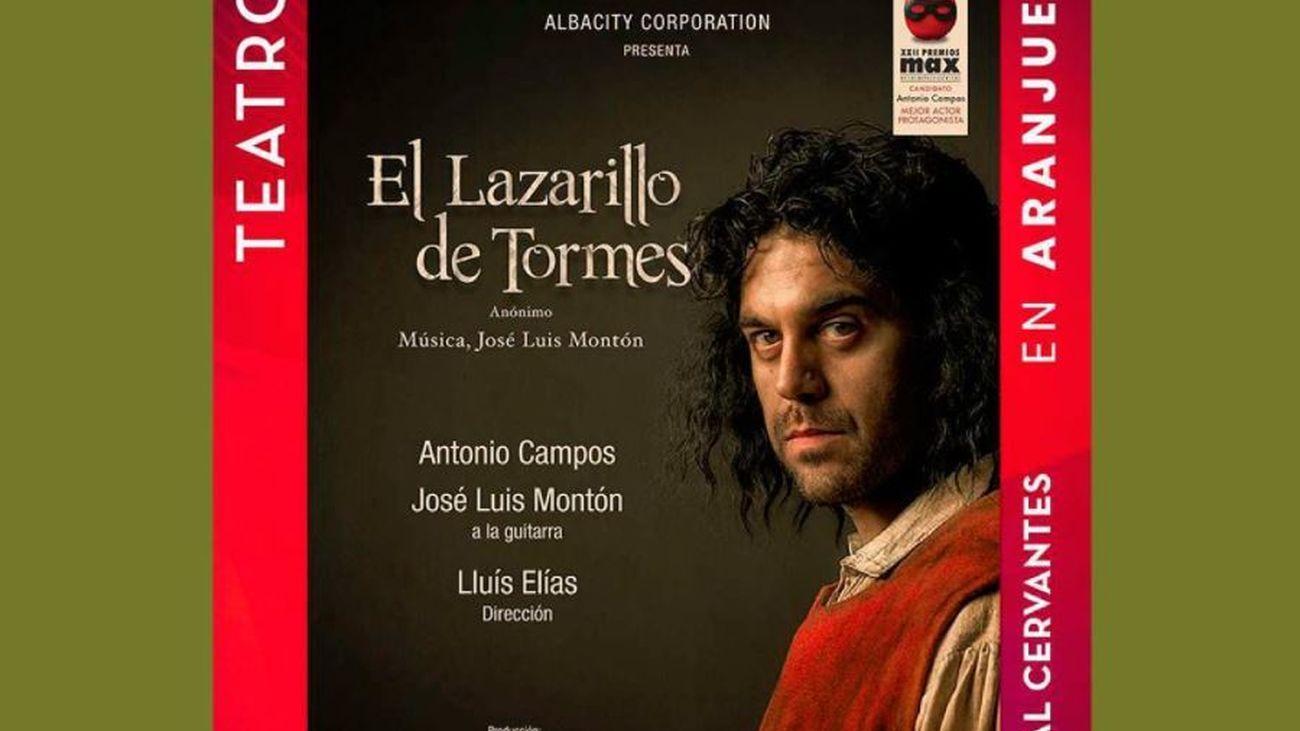 La plaza de toros de Aranjuez alberga desde este viernes la Fiesta del Corral de Cervantes, dedicada al Siglo de Oro
