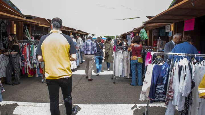 Pozuelo celebra su Feria del Comercio del 28 al 30 de mayo en el parking público junto al ESIC