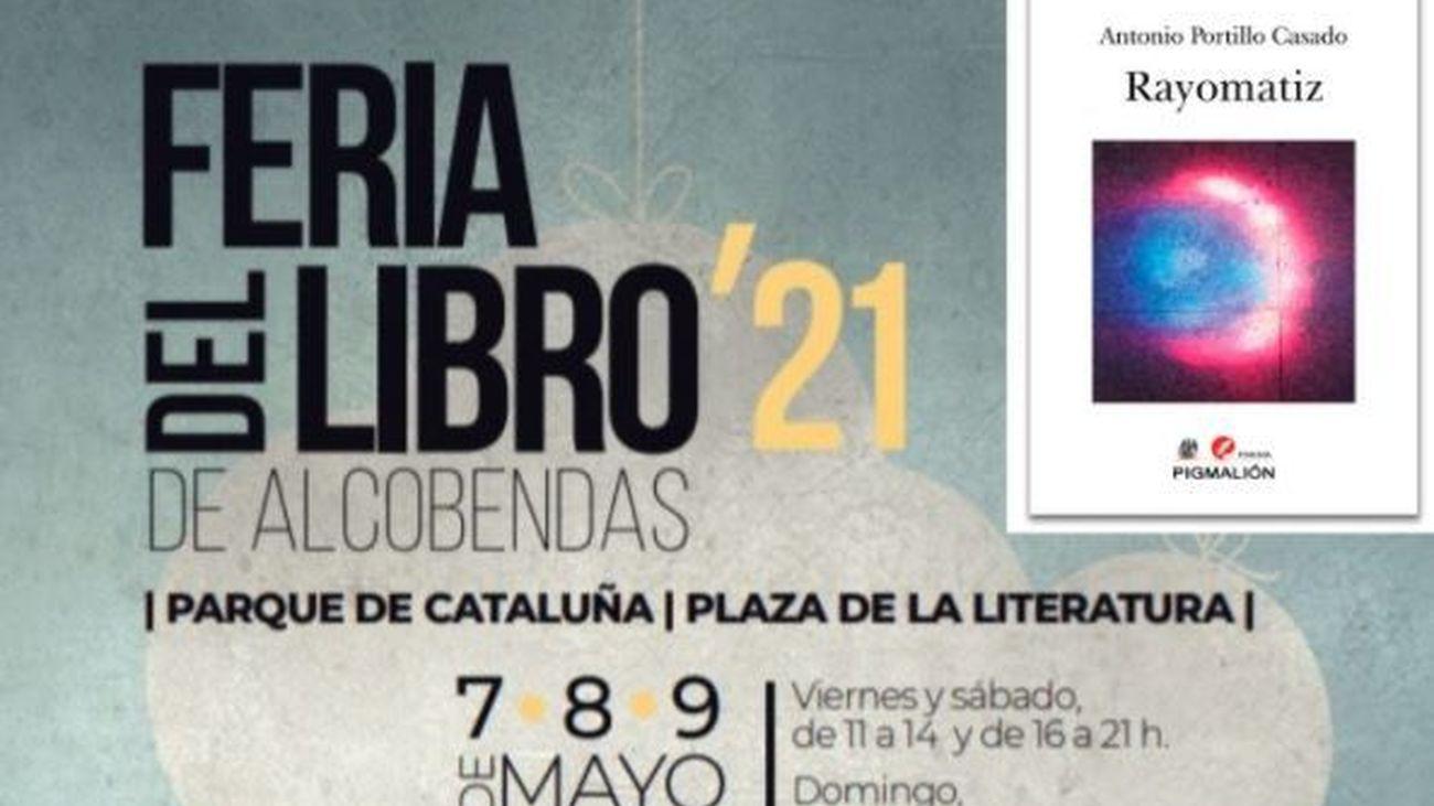 Más de 50 autores firman en la primera Feria del Libro de Alcobendas