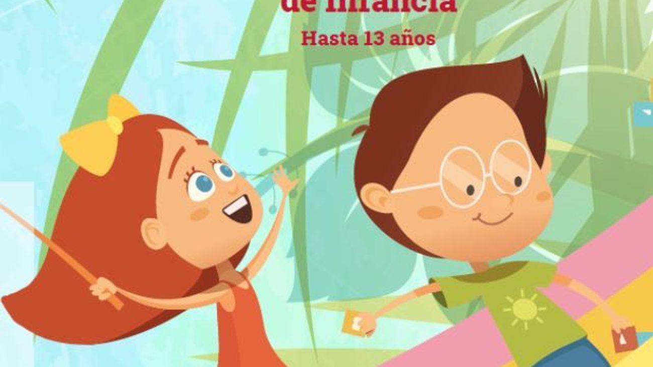 El plazo de preinscripción de las actividades infantiles de verano se abrirá este próximo lunes en Sanse