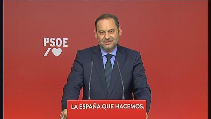 Abalos renuncia a la secretaría de Organización del PSOE y le sustituye Santos Cerdán