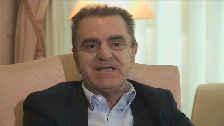 José Manuel Franco dimite como secretario de los socialistas madrileños