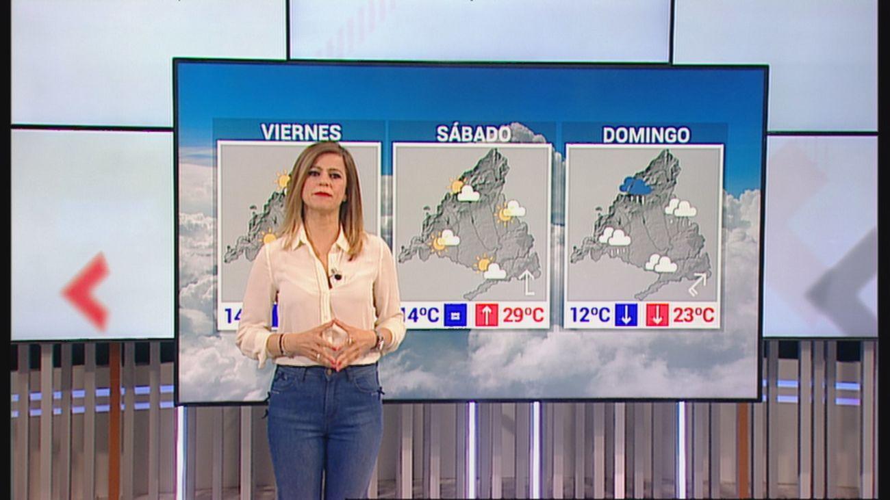 Llega el calor a Madrid: el sábado estaremos en 30 grados