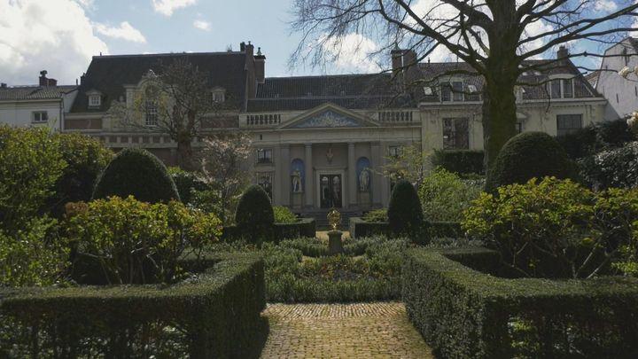 Visitamos la residencia de los Van Loon, una de las familias más ricas de Holanda