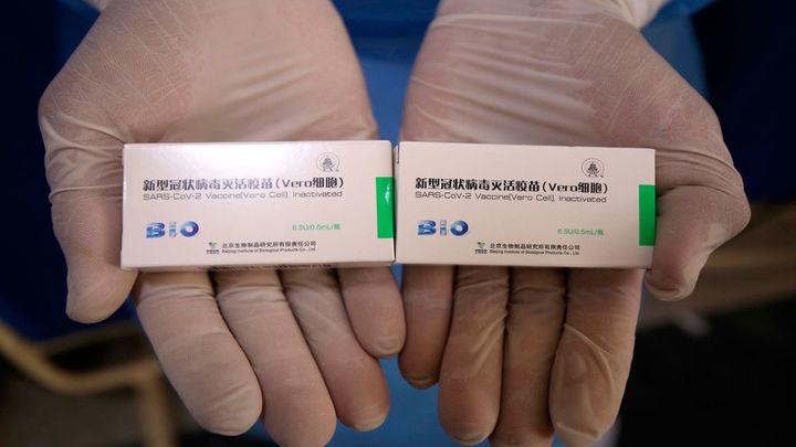La OMS aprueba el uso de emergencia de la vacuna china Sinopharm