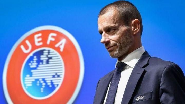 La UEFA perdona a los nueve arrepentidos de la Superliga y amenaza al Real Madrid, Barça y 'Juve'