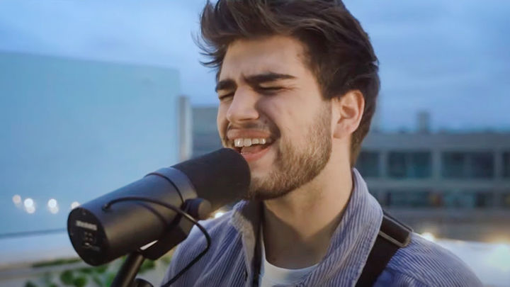 Pablo Moreno nos canta sobre el vértigo a una ruptura sentimental en su nuevo single, 'Apaga las estrellas'