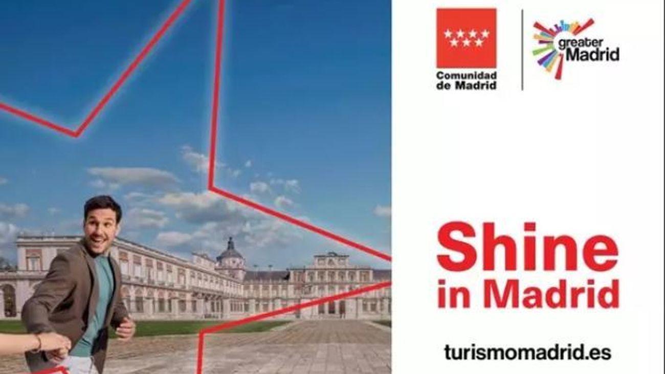 La Comunidad de Madrid será el destino socio de Fitur 2021 en su edición especial 'Tourism is back'