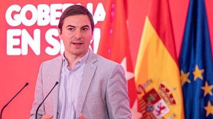 """Juan Lobato, número 4 en las listas del PSOE-M: """"Se abre una nueva etapa y corresponde hacer una renovación"""""""