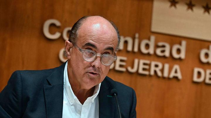"""Antonio Zapatero: """"No descarto que Madrid tome sus propias decisiones sobre la vacunación"""""""