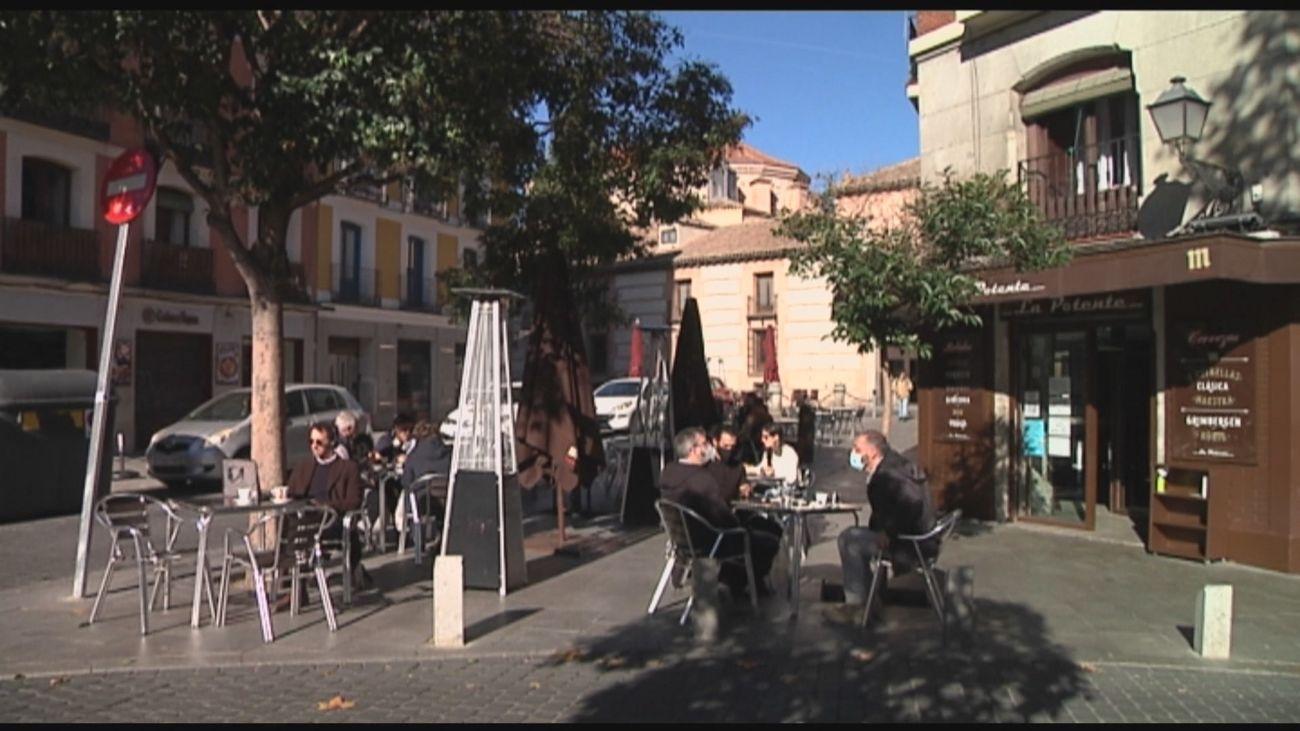 Los hosteleros de Madrid prevén facturar 2 millones más tras el estado de alarma