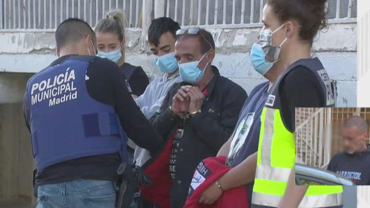 Al menos  23 detenidos, 3 de ellos menores.  en una macro operación policial antidroga en narcopisos de la UVA de Hortaleza