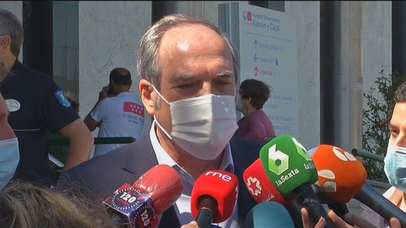 """Gabilondo recibe el alta tras su arritmia: """"La culpa no es de la campaña, es un cúmulo de cosas"""""""