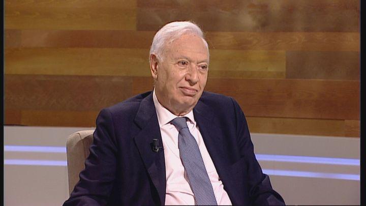 """García-Margallo: """"Ha sido una reprobación en toda regla a los dos partidos del gobierno"""""""