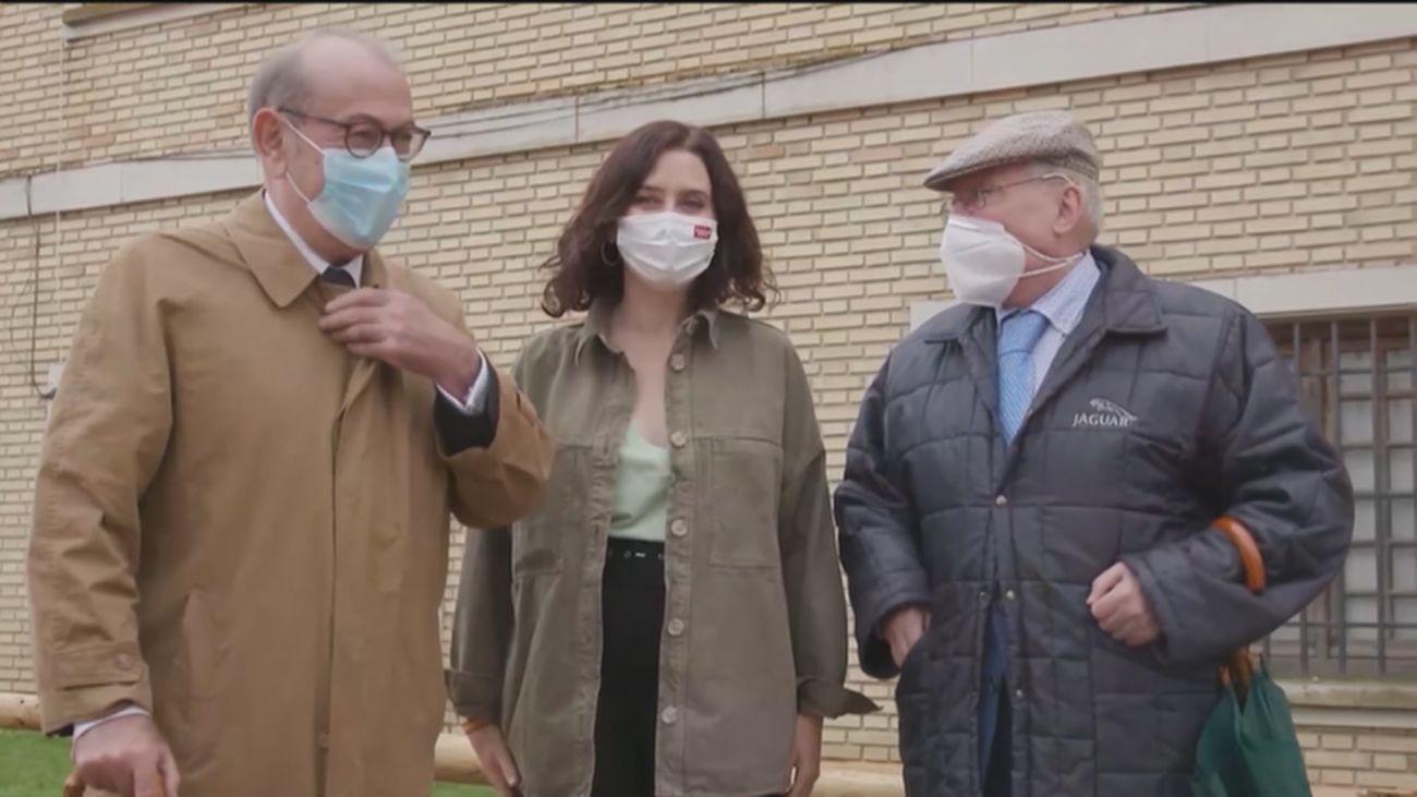 El PSOE abre expediente para expulsar a Leguina y Redondo por apoyar a Ayuso